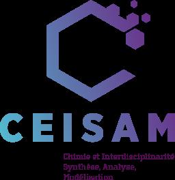 Logo CEISAM couleur fond transparent 256